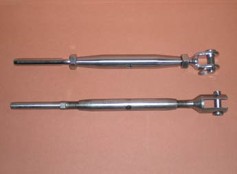 stainless yacht rigging screws